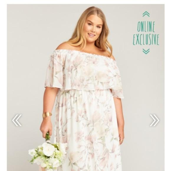 9d8fceb53a7591 Show Me Your MuMu Dresses | Hacienda Maxi Dress Forever Vine 2xl ...